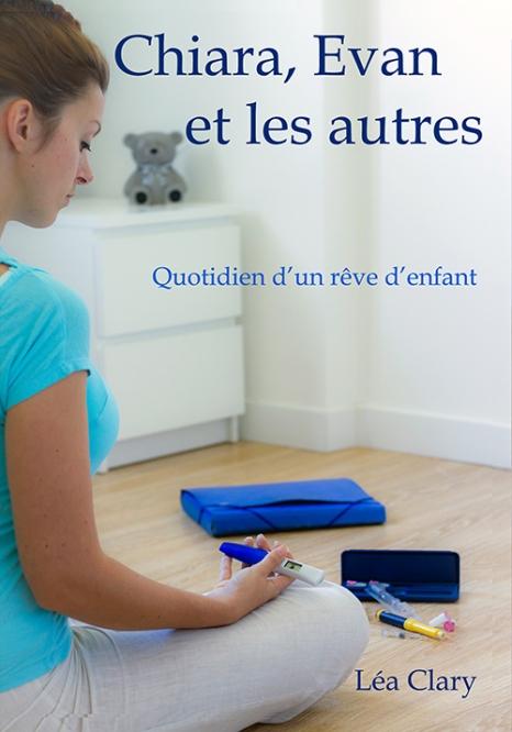 Couverture livre Léa Clary